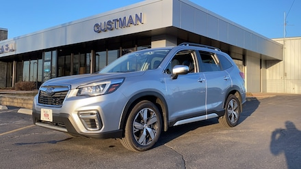 Featured Used 2019 Subaru Forester Touring 2.5i Touring for Sale in Appleton, WI