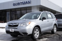 Certified Pre-Owned 2016 Subaru Forester 2.5i CVT 2.5i PZEV 19416A in Appleton ,WI