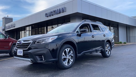 Featured New 2021 Subaru Outback Limited SUV for Sale in Appleton, WI