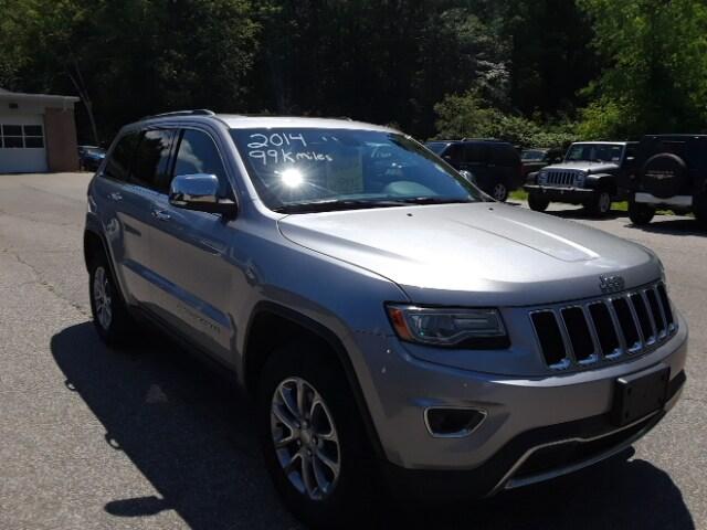 Used 2014 Jeep Grand Cherokee Limited 4x4 SUV Ware, MA