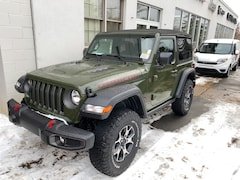 New 2021 Jeep Wrangler RUBICON 4X4 Sport Utility For Sale in Ware, MA