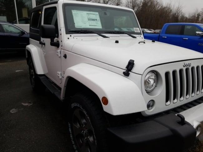 new 2018 jeep wrangler jk sahara 4x4 for sale in ware ma vin 1c4ajwbg6jl840590. Black Bedroom Furniture Sets. Home Design Ideas