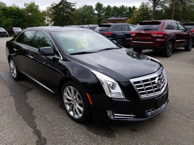 Used 2014 Cadillac Xts Luxury For Sale In Ware Ma Vin