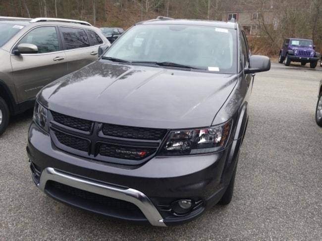 New 2018 Dodge Journey CROSSROAD AWD Sport Utility Ware, MA