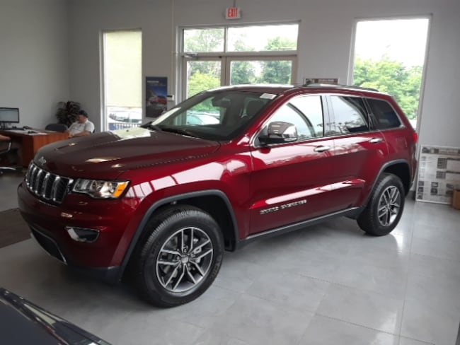 New 2018 Jeep Grand Cherokee LIMITED 4X4 Sport Utility for Sale in Ware, MA