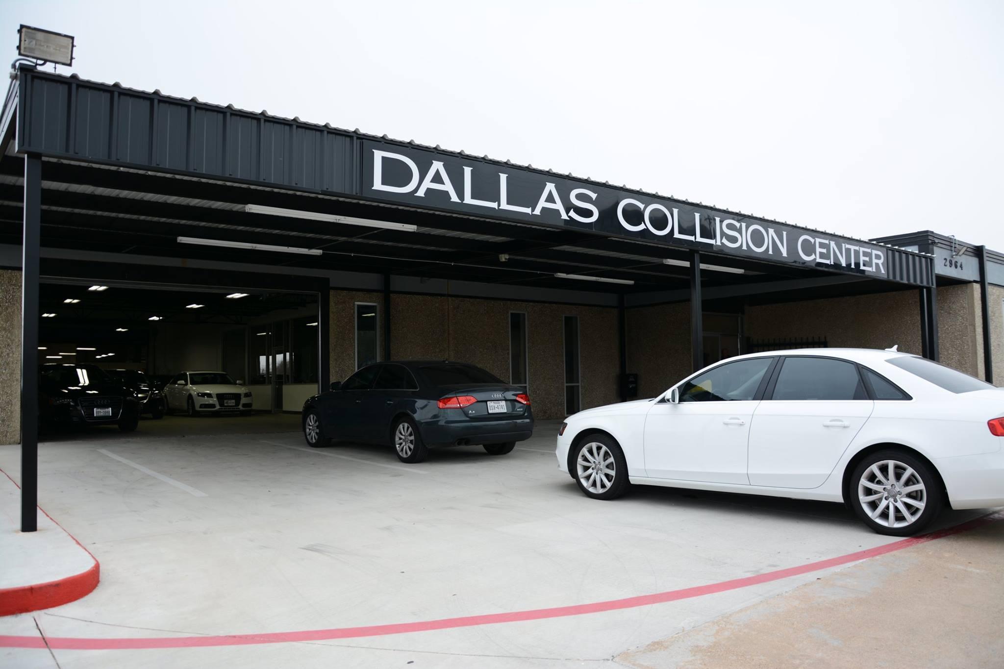 Dallas Collision Center | Body Shop In Dallas TX