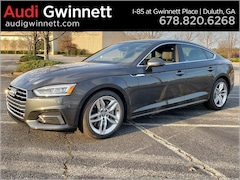 New 2019 Audi A5 2.0T Premium Hatchback for sale near Atlanta