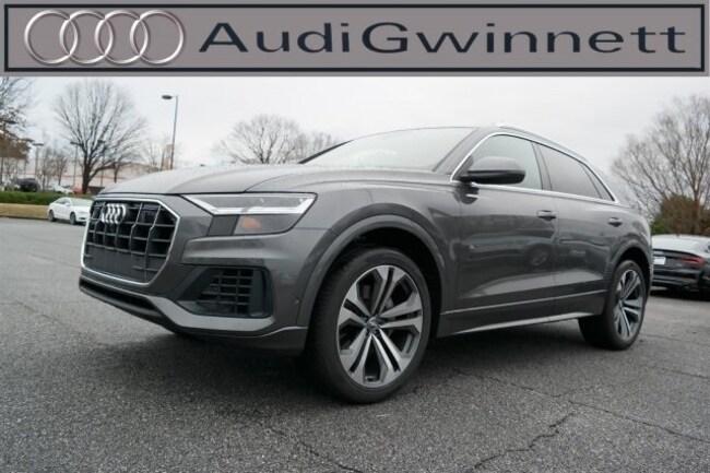 New 2019 Audi Q8 3.0T Premium SUV near Atlanta, GA