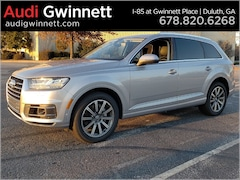 New 2019 Audi Q7 3.0T Premium SUV for sale near Atlanta