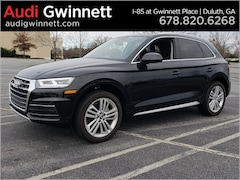 New 2018 Audi Q5 2.0T Premium Plus SUV for sale near Atlanta