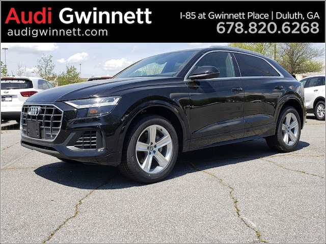 New 2019 Audi Q8 SUV AKD018805 near Atlanta, GA