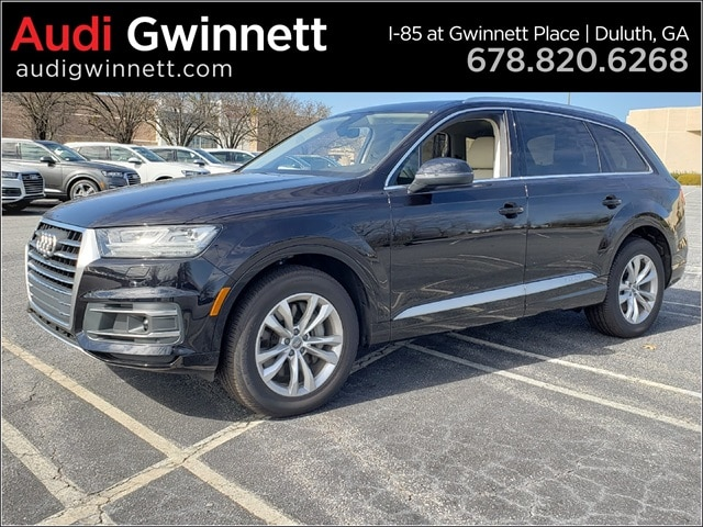 New 2018 Audi Q7 2.0T Premium Plus SUV AJD044140 near Atlanta, GA