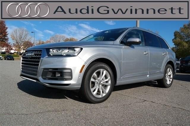 New 2019 Audi Q7 3.0T Premium SUV AKD007767 near Atlanta, GA