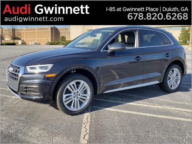 New 2018 Audi Q5 2.0T SUV near Atlanta, GA