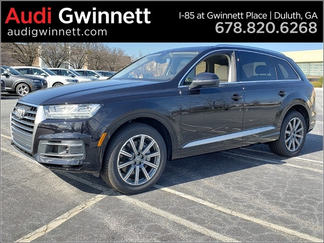 New 2019 Audi Q7 3.0T Premium SUV near Atlanta, GA
