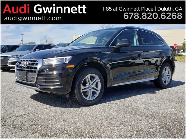 New 2019 Audi Q5 SUV near Atlanta, GA