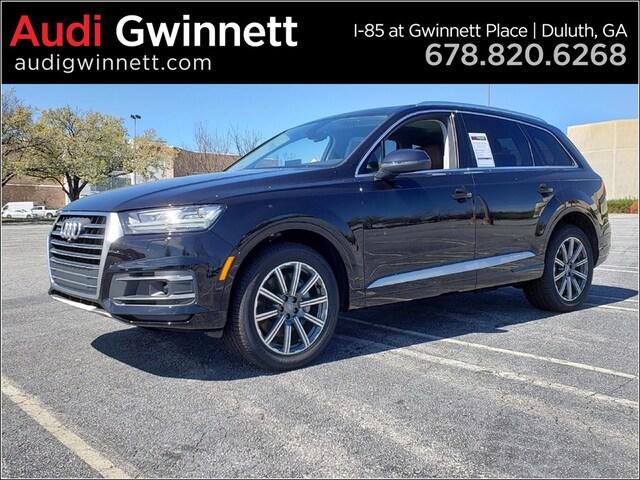 New 2019 Audi Q7 45 Premium SUV near Atlanta, GA