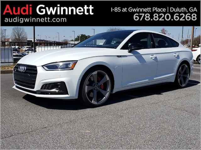 New 2019 Audi S5 3.0T Premium Hatchback AKA025619 near Atlanta, GA