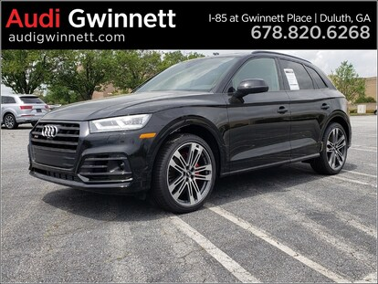 New 2019 Audi SQ5 For Sale in the Atlanta Area | Near Duluth