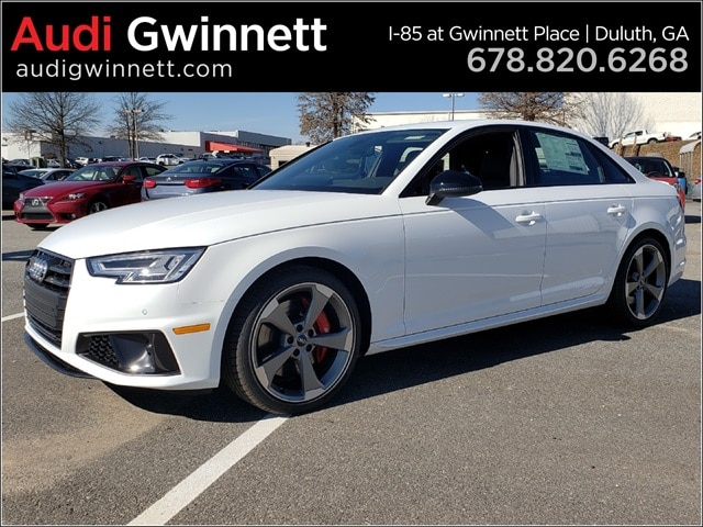 New 2019 Audi S4 3.0T Premium Sedan AKA002737 near Atlanta, GA