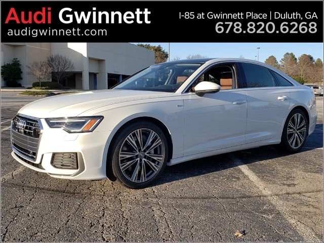 New 2019 Audi A6 3.0 Sedan AKN053174 near Atlanta, GA