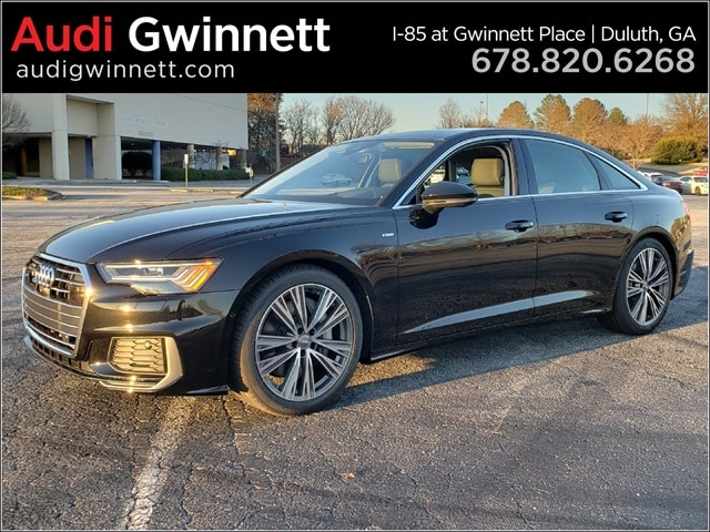 New 2019 Audi A6 3.0 Sedan AKN051725 near Atlanta, GA