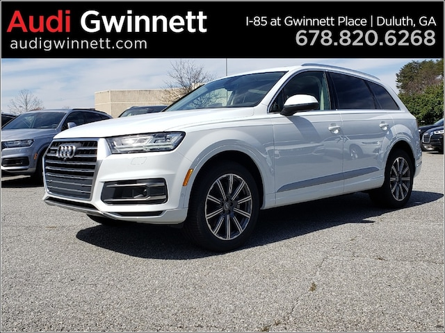 New 2019 Audi Q7 45 Premium Plus SUV near Atlanta, GA