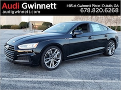 New 2019 Audi A5 2.0T Premium Plus Hatchback for sale near Atlanta