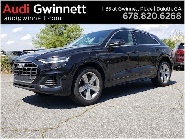New 2019 Audi Q8 SUV AKD020493 near Atlanta, GA