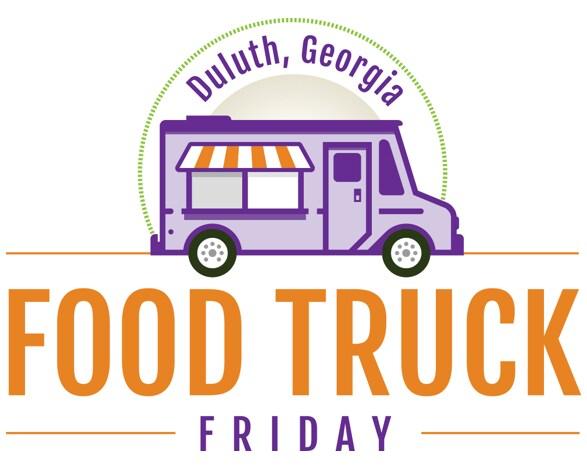 Food Truck Fridays in Duluth Georgia