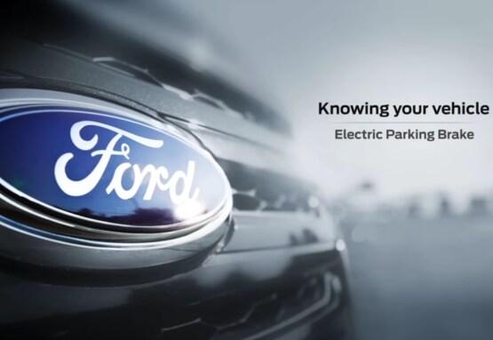 Ford Electronic Parking Brake