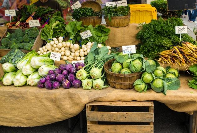 Farmers Markets in Gwinnett, Georgia