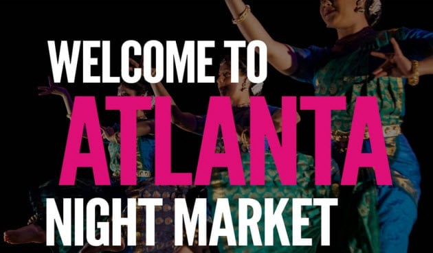 Atlanta International Night Market in Duluth GA