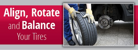 About Tire Replacement & Alignment