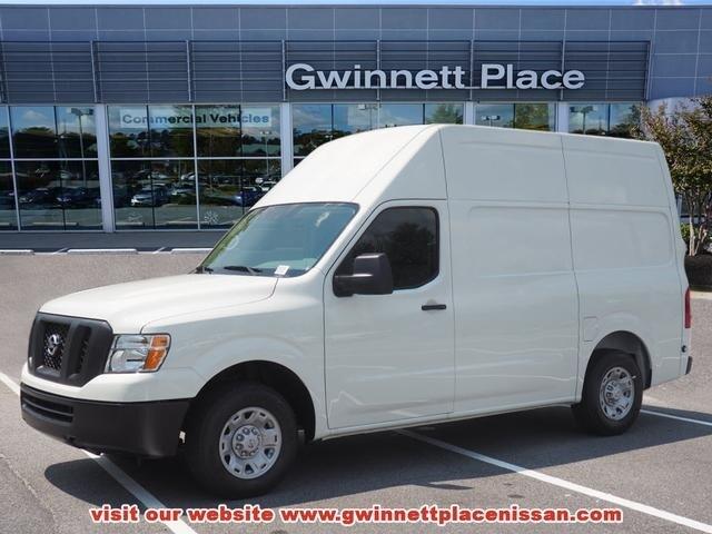 2018 Nissan NV Cargo NV2500 HD SV V6 Van High Roof Cargo Van