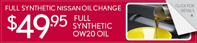Full Synthetic Oil Change Coupon, Duluth