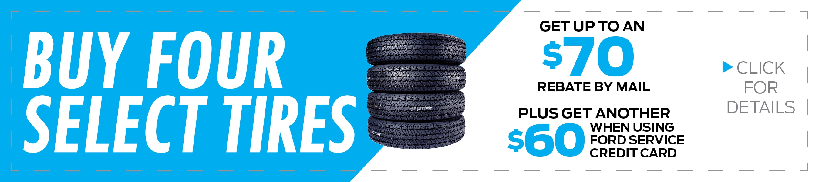 4 Tire $130 Mail-In Rebate Coupon, Duluth