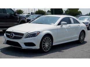 2017 Mercedes-Benz CLS 550 CLS 550 Coupe