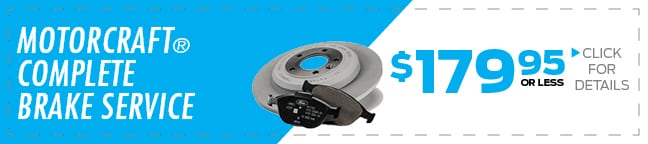 Brake Service Rebate Coupon, Duluth