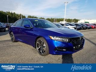 2019 Honda Accord Sport 1.5T Manual Sedan