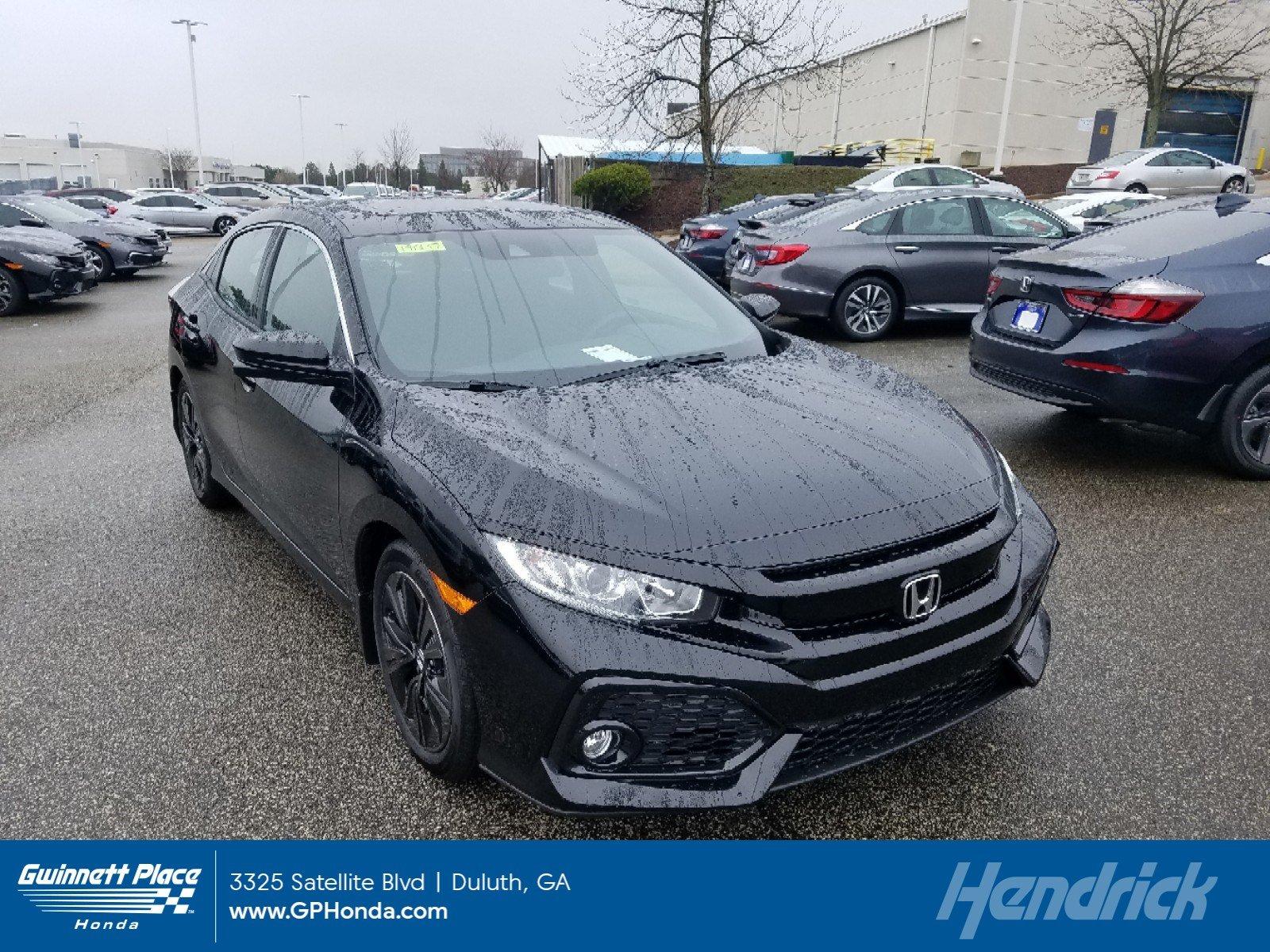 New 2019 Honda Civic EX CVT Hatchback for sale in Duluth, GA