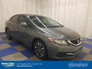 2013 Honda Civic 4dr Auto EX Sedan