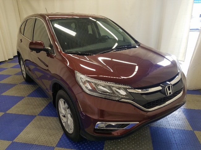 Used 2016 Honda CR-V 2WD 5dr EX SUV for sale in Rock Hill, SC