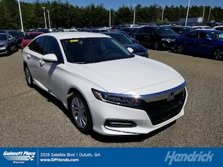 2019 Honda Accord LX 1.5T CVT Sedan