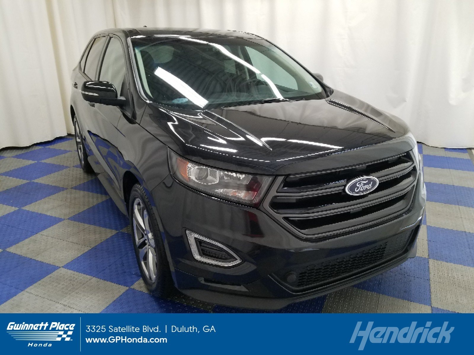 2015 Ford Edge 4dr Sport AWD SUV