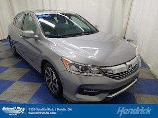 2016 Honda Accord 4dr I4 CVT EX-L Sedan