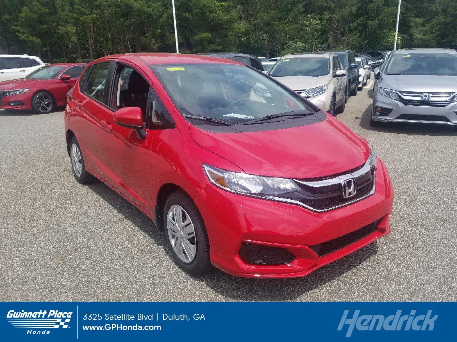 New 2019 Honda Fit LX CVT Hatchback for sale in Duluth