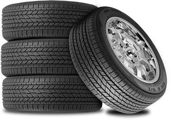 Buy 4 Tires and Get $50 INSTANT SAVINGS!