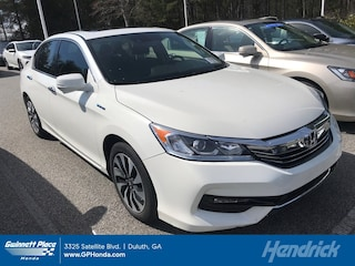 2017 Honda Accord Hybrid EX-L Sedan Sedan