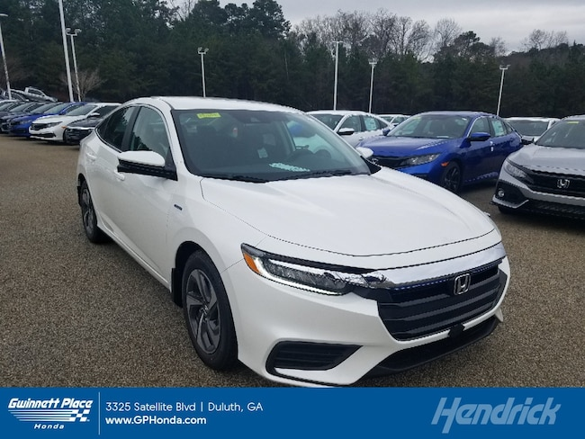 New 2019 Honda Insight EX CVT Sedan Duluth